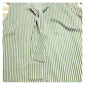 Liz Claiborne Sleeveless Striped Top